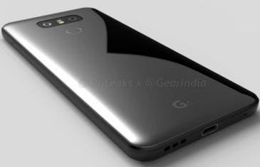 LG G6 será igual de grande que el LG G5, pero con mayor pantalla