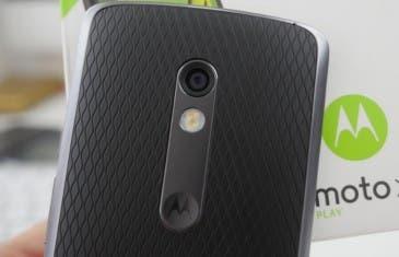 Motorola Moto X Play podría ver Android 7.0 Nougat este mismo mes