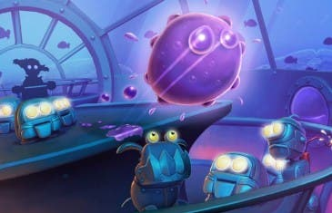 Goo Saga, un buen juego de plataformas por solo 10 céntimos