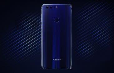 Honor 8 comienza a recibir Android 7.0 Nougat fuera de Japón