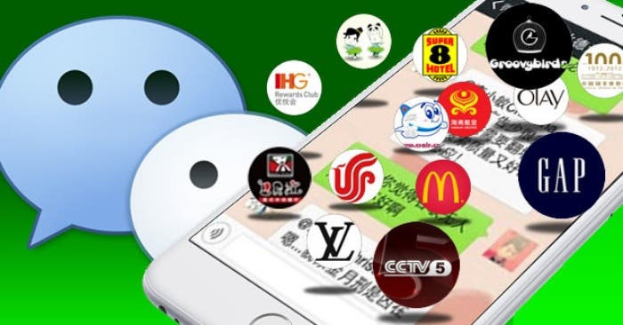 wechat-business-accounts