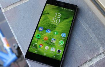 Sony Xperia Z5 está actualizando a Android 7.0 Nougat
