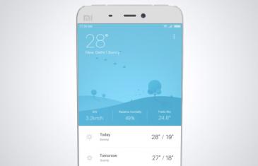 Xiaomi lanza la versión 8.2 de MIUI