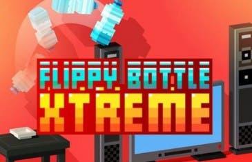 Flippy Bottle Extreme, el juego de la botella más interesante