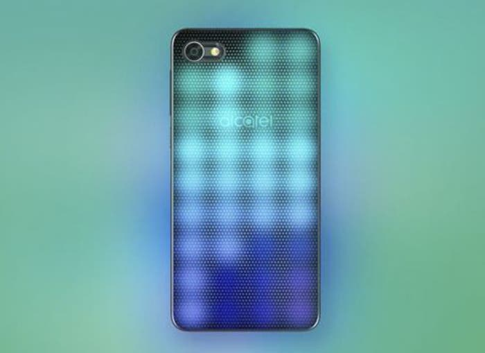 Alcatel A5 LED Spec Sheet