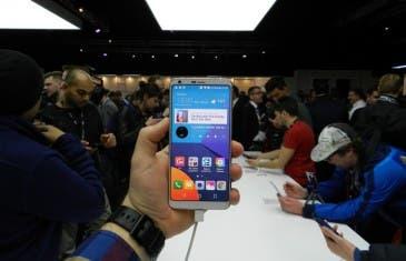 ¿Sabes por qué la pantalla del LG G6 es más resistentes que las demás?