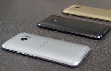 Android Nougat llega a los HTC 10 en Europa