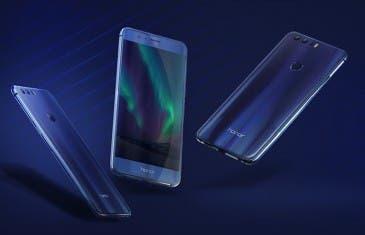 Huawei Honor 8 comienza a recibir Nougat en la India