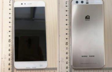 Huawei P10 se filtra en imágenes reales gracias a la FCC