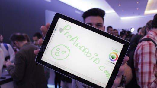 Probamos la nueva Samsung Galaxy Tab S3, una obra de arte hecha tablet