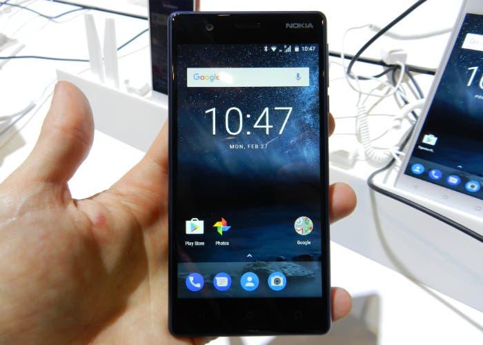 Nokia cinco editada