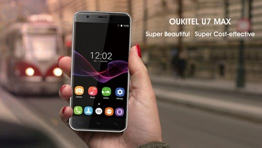 Oukitel U7 Max llega por solo 65 dólares + SORTEO
