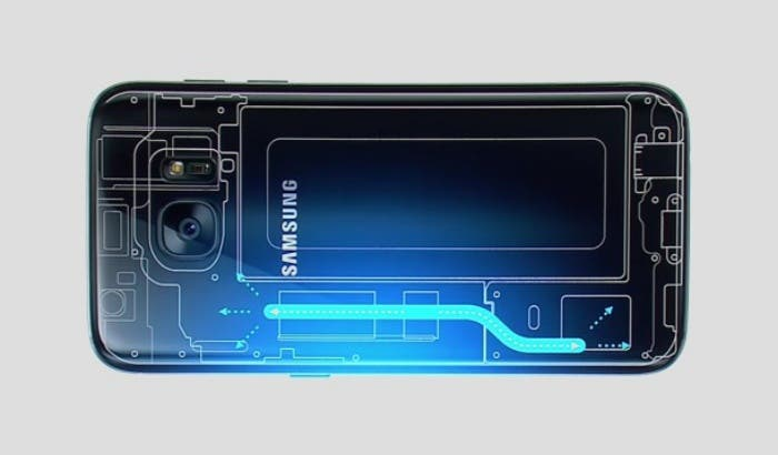 Samsing-Galaxy-S7-refrigeracion-liquida