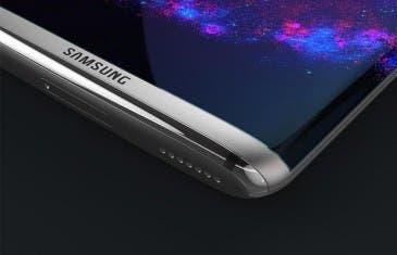 Una nueva imagen del Samsung Galaxy S8 nos deja ver su pantalla
