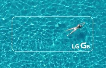 LG confirma que su LG G6 será resistente al agua