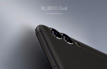 Bluboo Dual, ahora con gestos en el lector de huellas