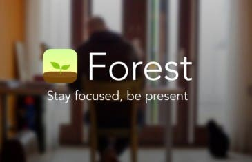 Forest es un juego que mejorará tu eficiencia a la hora de trabajar