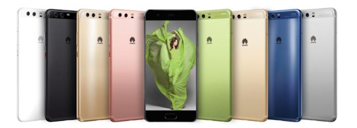 Huawei P10 vs Huawei P9