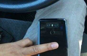 Ya conocemos la parte trasera del LG G6 gracias a esta imagen