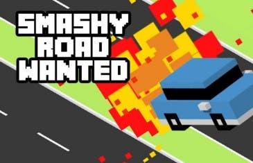 En Smashy Road: Wanted tendrás que huir de la policía a lo GTA