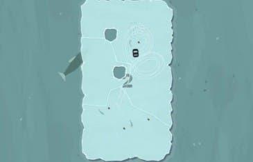 Icy Drifter, el juego donde derrapar es la clave del éxito