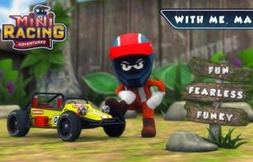Mini Racing, mejora tu coche para llegar más lejos