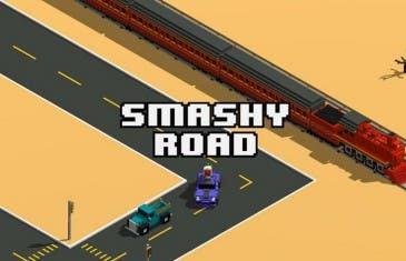 Smashy Road: Arena, la versión mejorada de un buen juego