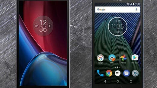 Moto G5 Plus vs Moto G4 Plus, ¿qué ha cambiado?