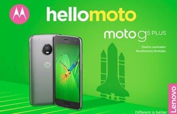 Lenovo Moto G5 Plus, conoce toda la información tras su presentación