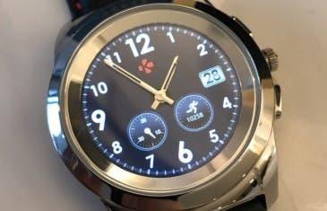 ZeTime es el primer smartwatch híbrido del mundo