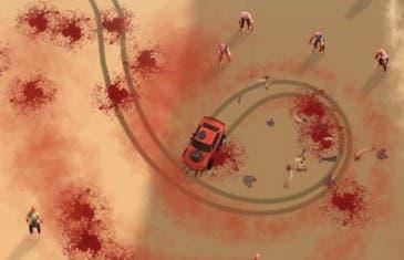 Evil Car: Apocalipsis Zombie, conduce lo mejor que puedas y mata muchos Zombies