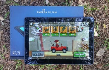 Energy Tablet Pro 3: review completa y experiencia de uso