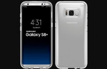 Se filtra la hoja de especificaciones del Samsung Galaxy S8+