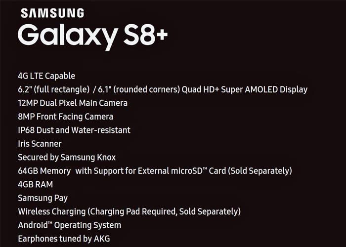 samsung-galaxy-s8+-especificaciones