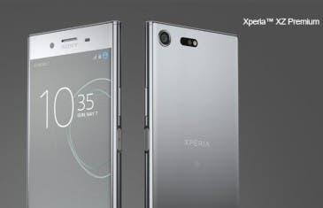 Sony Xperia XZ Premium, la evolución del 4K en el smartphone