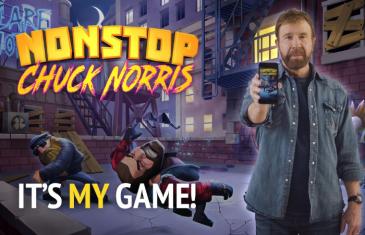 El juego de Chuck Norris llegará muy pronto a Google Play