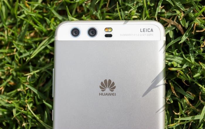 cámara del Huawei P10