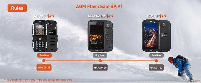 AGM Promoción