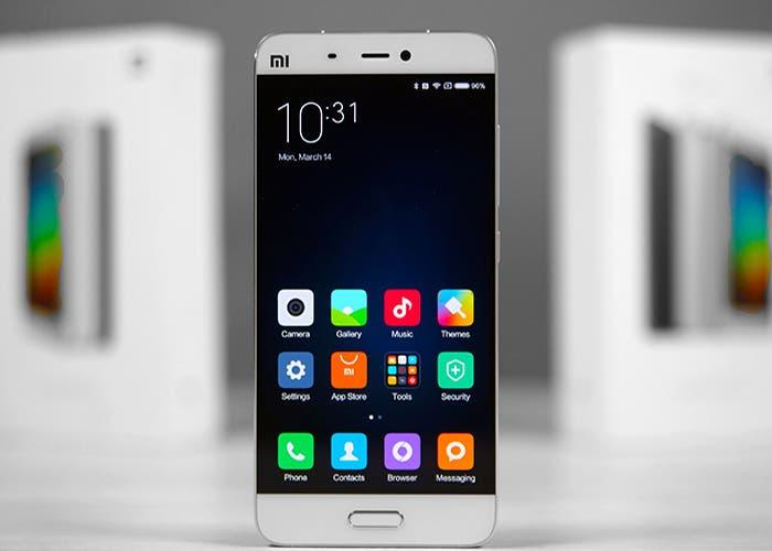 Android 7 para el Xiaomi Mi5