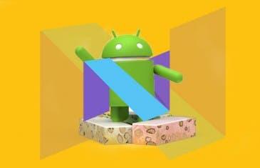 Android 7.1.2 Nougat ya está disponible en forma de beta