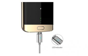 Un cargador magnético, la manera más cómoda de cargar tu móvil