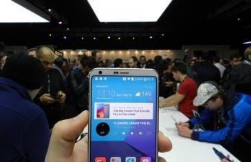 LG G6 llegará a Europa en abril con un precio por encima de lo esperado