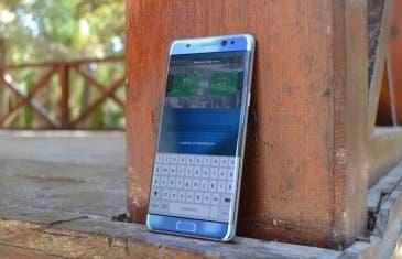 Este es el primer boceto del Samsung Galaxy Note 8