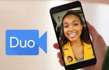 Google Duo ya soporta llamadas de voz totalmente gratuitas