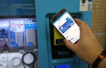 Las máquinas expendedoras con NFC han llegado para quedarse