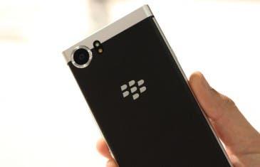 Filtrada una imagen de prensa de la Blackberry Aurora