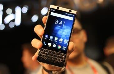 Lo nuevo de BlackBerry se llama KeyOne y nos ha encantado