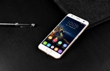 Oukitel K6000 Plus: un móvil con Nougat y 6080 mAh de batería