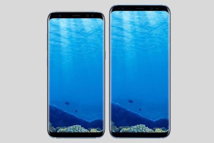 fondos de pantalla del Galaxy S8
