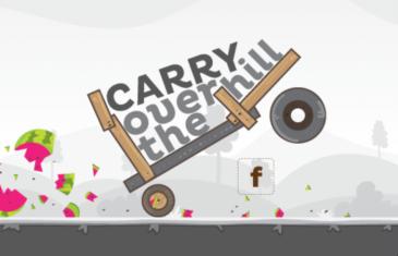 Carry Over: The Hill, el juego donde llegar a tiempo no es lo más importante